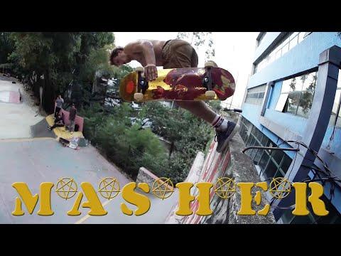 Masher: Concrete Jungle