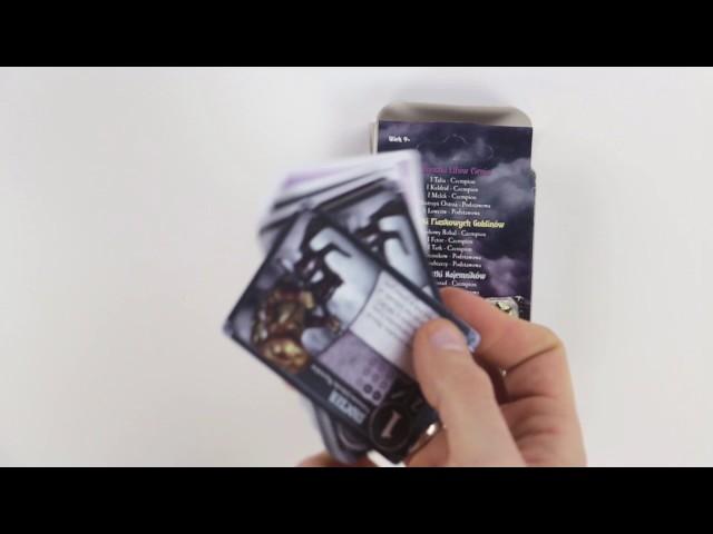 Gry planszowe uWookiego - YouTube - embed Sde8WYcUL6c