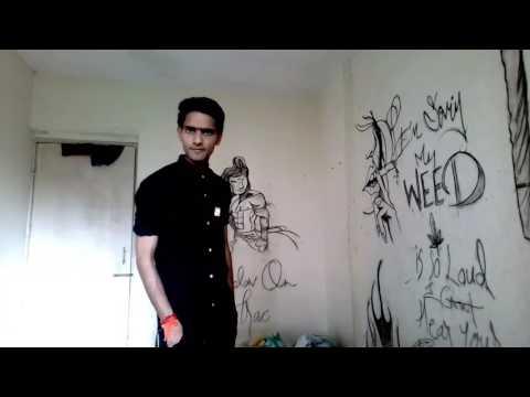 Amit Tiwari freestyle acting video