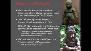 ASB 223 - Mesoamerica: Olmec