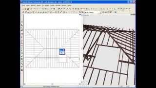 ideCAD Mimari | Çatı Detayları