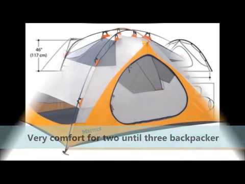 The Best Backpacking Tent Marmot limelight 2 Persons