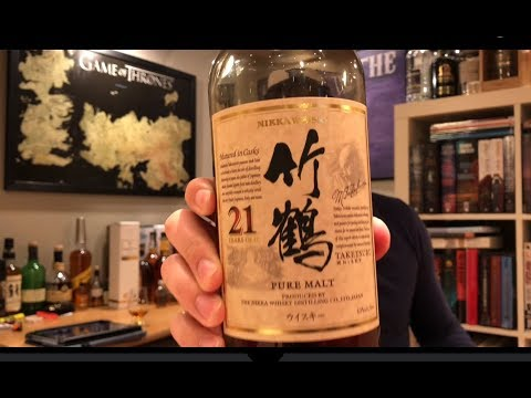 Nikka Taketsuru 21. Whisky In The 6 #178 Mp3