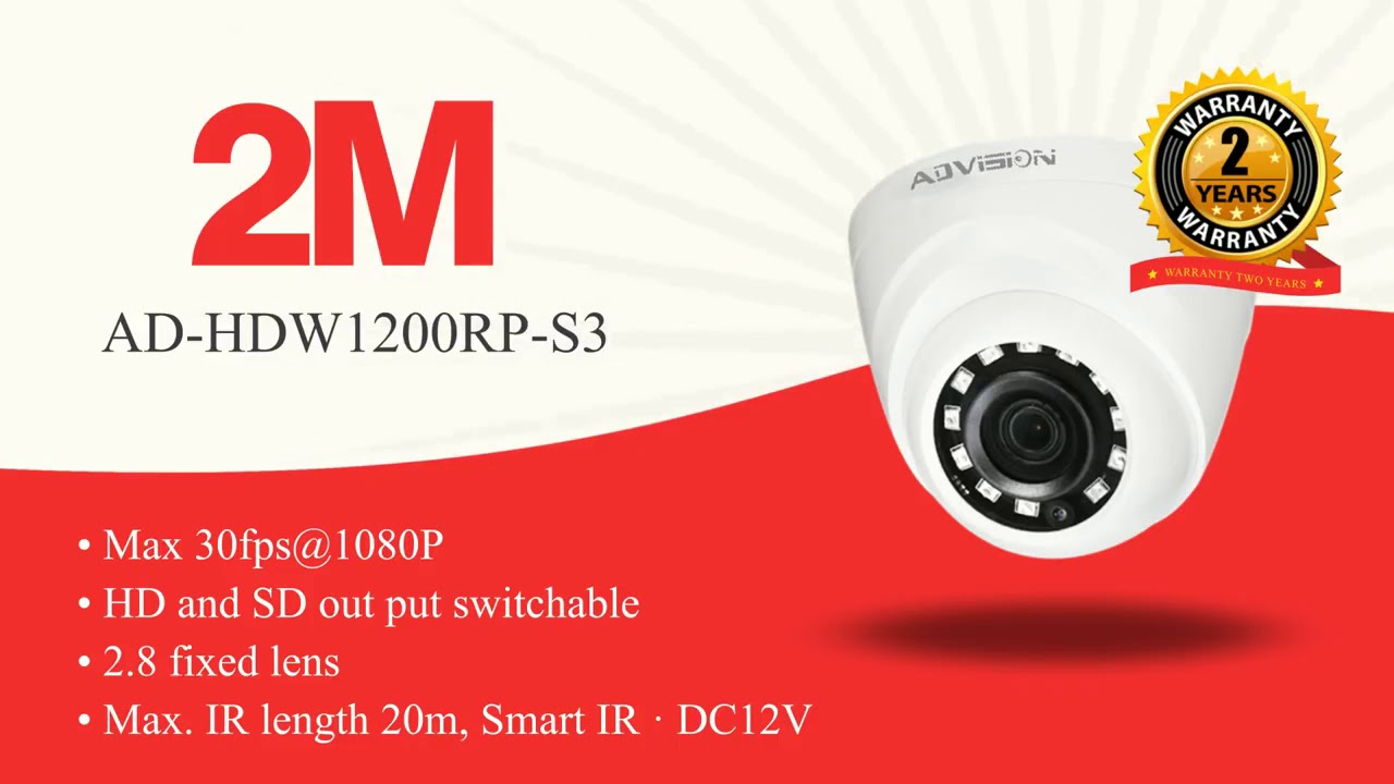 Advison By Dahua CCTV