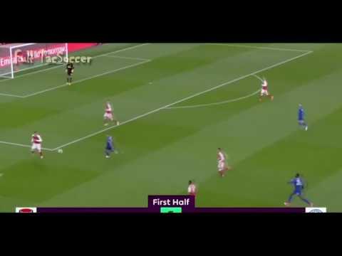 Arsenal vs Leicester City 1-0 - All Goals & Highlights - Premier League 26/04/20_HD