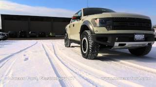 Monaco Ford Presents Greg Smith Driving the 2014 Ford Raptor