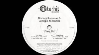 (1997) Donna Summer & Giorgio Moroder - Carry On [Eric Kupper Hysteria RMX]