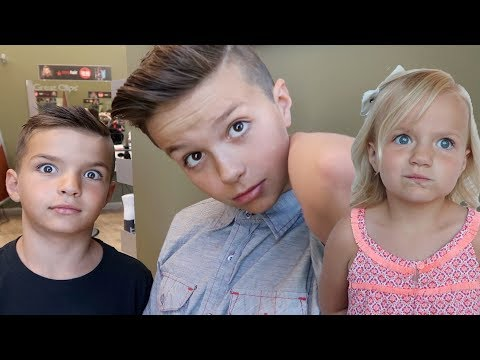 CURRENT HAIRSTYLES AND HAIRCUTS FOR BOYS AND GIRLS | TOP LOOKS AND STYLES FOR KIDS