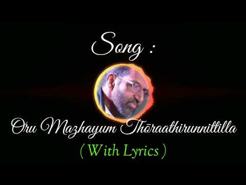 Convert Download Oru Mazhayum Karaoke With Llyrics To Mp3 Mp4 Savefromnets Com