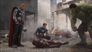 Avengers Hulk Smash scenes