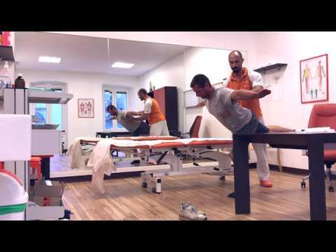 Massaggio nel trattamento della colonna vertebrale