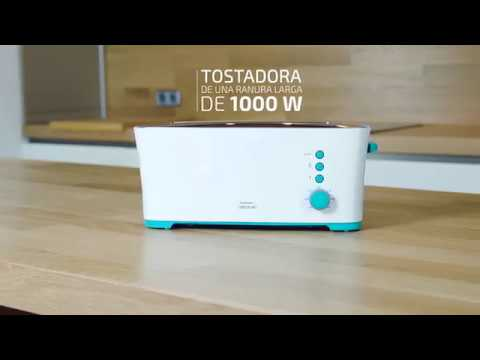 Tostadora Toast & Taste Cecotec 1 L