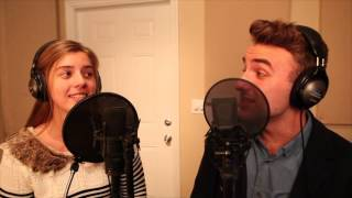 Christmas Time Is Here - Landry Cantrell & Kelsey Hicks Cover
