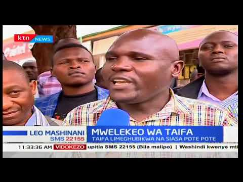 Mrengo wa upinzani wa NASA wasisitiza kuwa hautatambua urais wa Uhuru Kenyatta