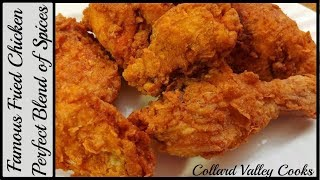 How We Make Southern Fried Chicken with Chris's Special Blend Spices, Best Fried Chicken Ever!