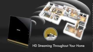 NETGEAR R6300 AC1750 Smart WiFi Router Product Tour
