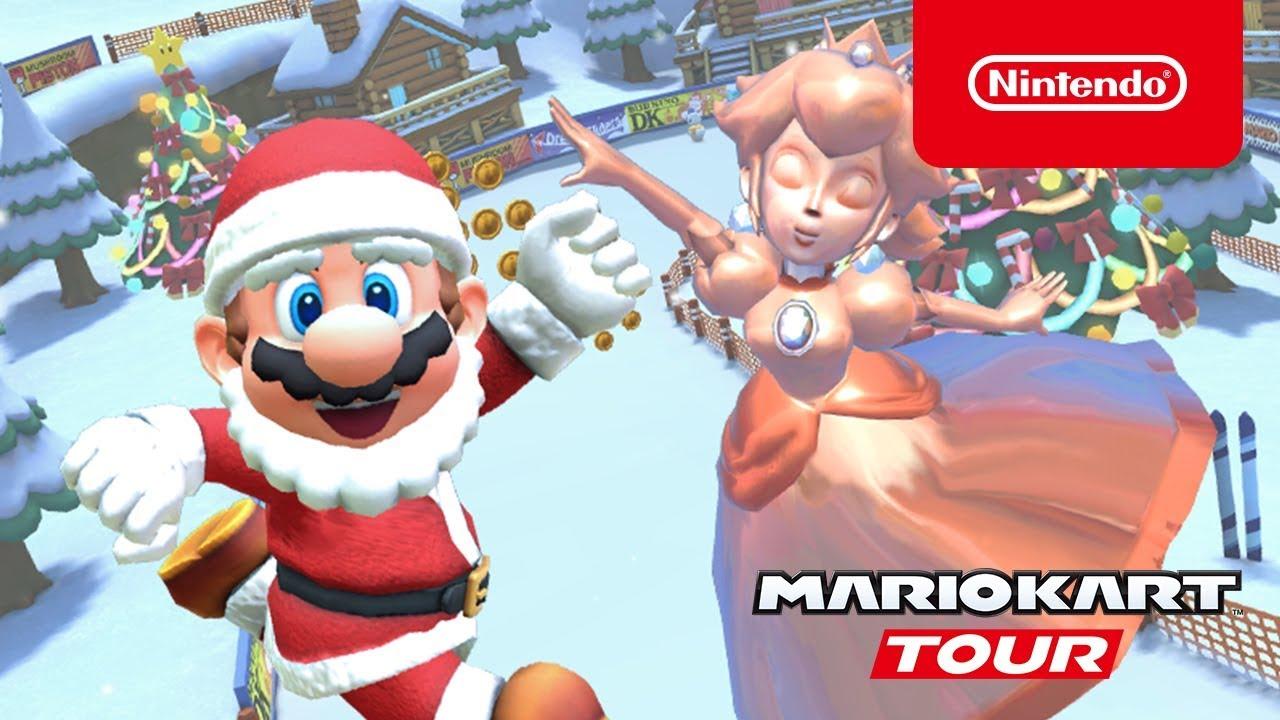 Gold Pass Mario Kart Tour Nintendo
