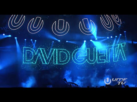 David Guetta Miami Ultra Music Festival 2015 (видео)