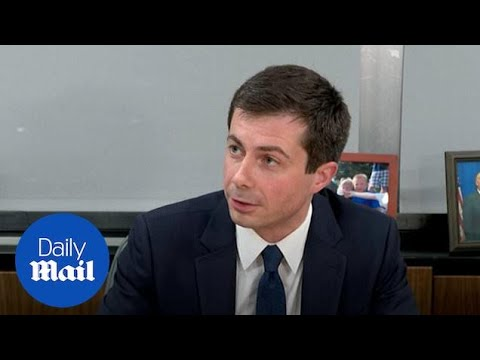 Buttigieg heads to South Bend after police fatally shoot black man