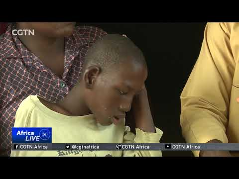 Nigerian charity aims to end stigma through education