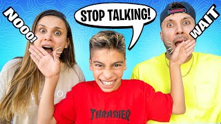 INTERRUPTING My PARENTS When They SPEAK for 24 HOURS!! 😂