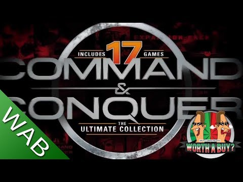 Command & Conquer Ultimate Edition - (Retro) Worthabuy?