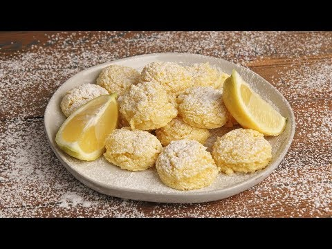 Lemon Cheesecake Cookie Recipe   | Episode 1235