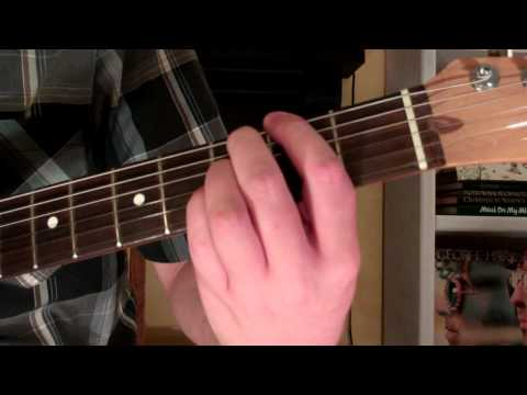 How To Play the F#-5 Chord On Guitar (F sharp diminished fifth) 5th