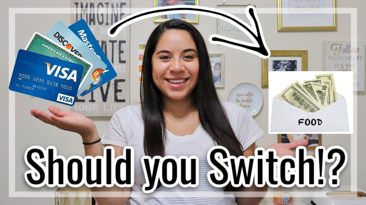 Cash Envelopes for Beginners! Should You Ditch Credit Cards for Cash Envelopes!? thumbnail