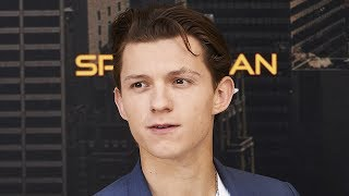 Tom Holland REVEALS Spider-Man: Homecoming Sequel Title?