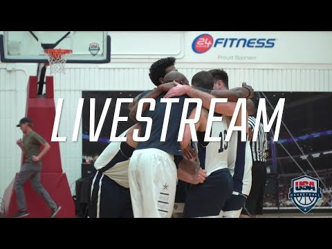 LIVE STREAM // USA BASKETBALL 2018 3X3 OPEN NATIONAL CHAMPIONSHIPS