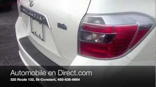 preview picture of video 'Toyota Highlander Hybrid AWD 2009 usagé à vendre à St-Constant'
