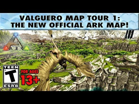 This OFFICIAL NEW MAP is coming to Ark Survival    (NEW WYVERNS