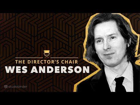 Wes Anderson Explains How He Makes Films