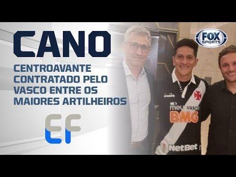 ENTRE OS MAIORES ARTILHEIROS! Germán Cano aparece na lista de artilheiros em campeonatos nacionais
