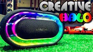 Creative HALO - Mocny Głośnik z RGB!? Nowy Rekord Kanału!