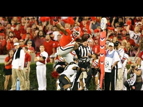#4 Georgia Highlights Vs. Missouri 2017   CFB Week 7   College Football Highlights 2017