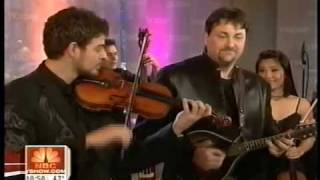 Shane Cook (Fiddle) & Ray Legere (Mandolin) on The Today Show