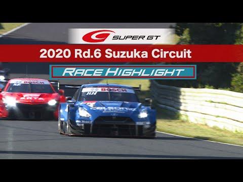 奇跡の優勝をテール・トゥ・ウインで果たしたMOTUL AUTECH GT-R!スーパーGT 第6戦鈴鹿サーキット 決勝ハイライト動画