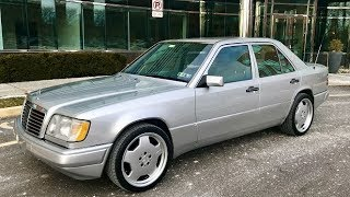 my favorite Mercedes w124 of all time