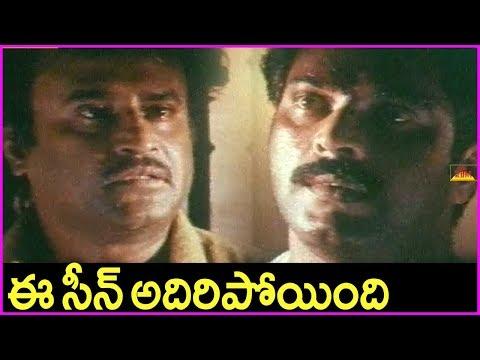 Mammootty Suspects Rajnikanth | Dalapathi Movie Scenes | Arvind Swamy