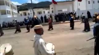 preview picture of video 'حفل تدشين المقر الجديد لجماعة ونانة- وزان'