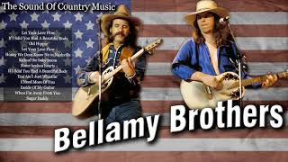 Bellamy Brothers Greatest Hits - Best Songs Of Bellamy Brothers - Country Soft Rock Albums