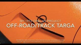 1972 Opel Targa GT Build