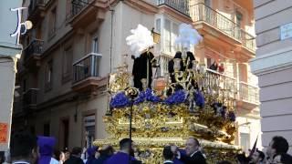 preview picture of video 'Miércoles Santo - Semana Santa Cádiz 2015 - Programa 4 | Luz y Agua, Sentencia, Cigarreras, Caminito'