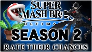 Super Smash Bros Ultimate - Rate Their Chances S2 [0] Predicting the DLC Roster!