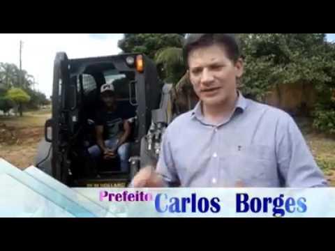 Prefeitura de Alta Floresta Limpa Ruas e Avenidas