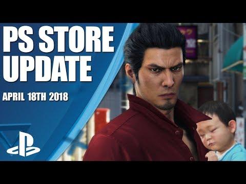 PlayStation Store Highlights – 18th April 2018