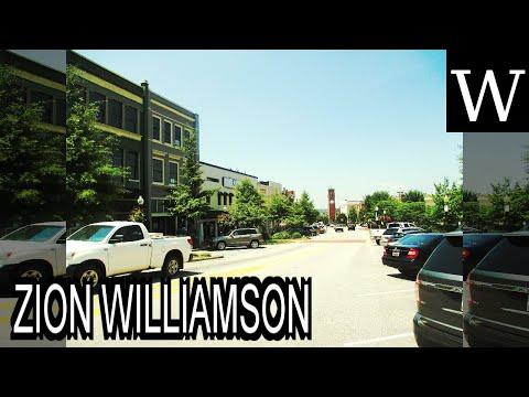 ZION WILLIAMSON - WikiVidi Documentary