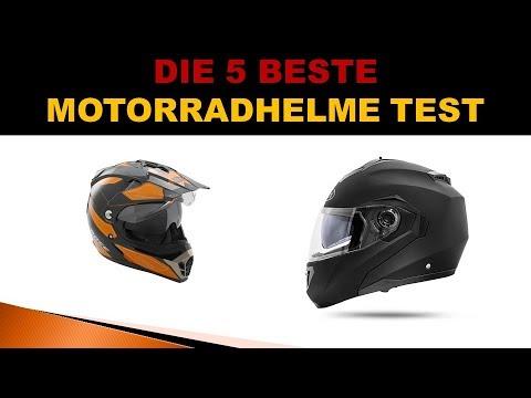Beste Motorradhelme Test 2019